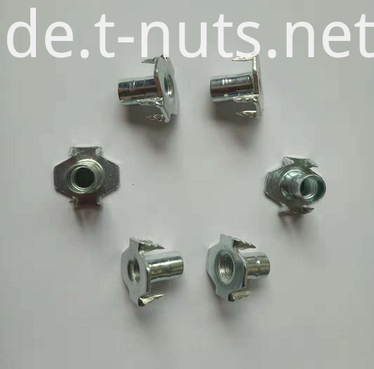 Full thread Rivet Tee Nuts