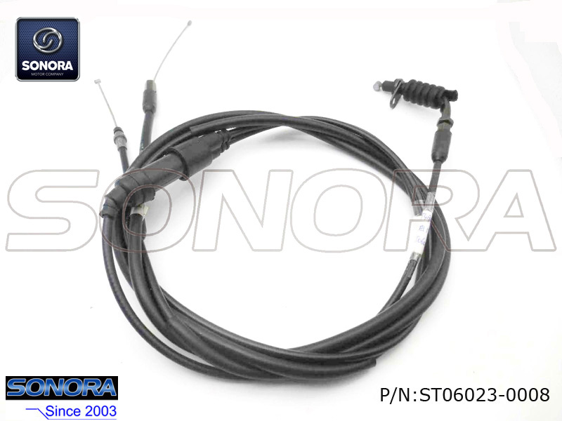 ST06023-0008 BT49QT-20CA4 BAOTIAN Throttle cable assy.