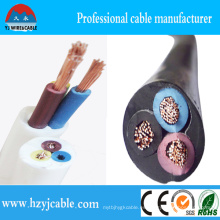 Cable de alambre flexible de 2,5 mm