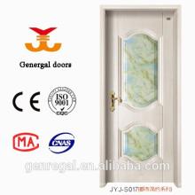 Европейский стиль интерьера белые металлические двери