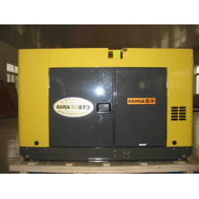 silencioso generador diesel ATS