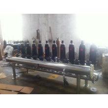 Filtro de agua de alto flujo de disco para el tratamiento de agua Jy3-10