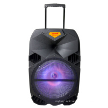 Bluetooth Trolley Rechargeable Speaker F6073