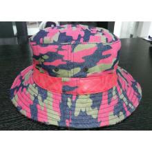 Moda Militar Camo Bucket Hat (ACEK0021)