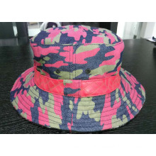 Fashion Military Camo Bucket Hat (ACEK0021)