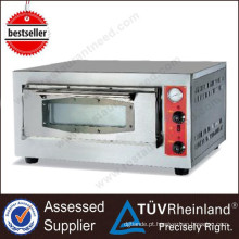 (Ce) Restaurante Equipamentos Commercial 1-Layer 1-Tray Used Pizza Oven Price