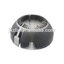 Aluminum die casting parts aluminum heat housing for led light