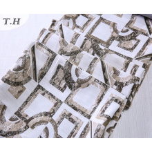2016 Uphostery Жаккардовые ткани для диван без Шенилл