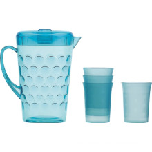 China Wholesale Hot Sale Plastic Blue Jugs