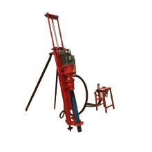 Borehole Drilling Machine Rotary DTH Drilling Rig
