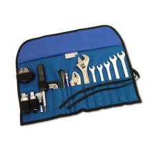 Kit de ferramentas para motocicleta com chave de raio de venda popular