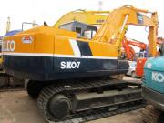 Used Excavator KOBELCO SK07N2
