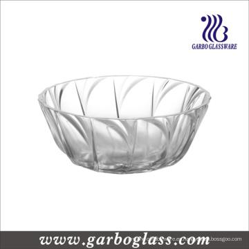 Ensalada de vidrio transparente Bowl (GB1306168JW)