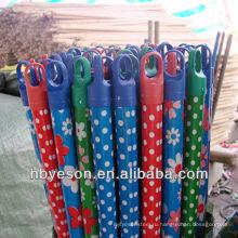 Dot / spot pvc покрытие деревянная ручка метлы 2.2 * 120cm