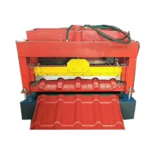 Corrugate Steel glazed roll forming machine