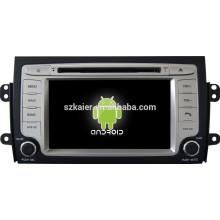 FÁBRICA! Jogador multimídia carro para Android Sistema Suzuki SX4