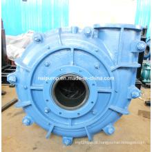 Bomba de lodo novo usado na bomba de lixão resistente à abrasão de mineração com borracha ou forros de metal
