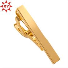 Custom Design Gold Vente en gros Tie Tie pour homme