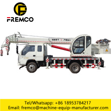 Double-axle Drive Lifting Equipment Truck Crane