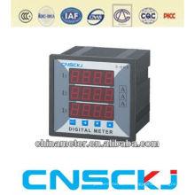SCD914Z-3X4-3I ampèremètre numérique triphasé