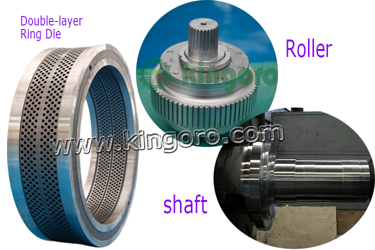 Roller Die Shaft