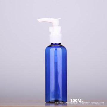 Garrafa da bomba da loção 100ml para o cosmético (NB20103)