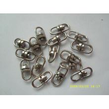 Boucles d'oreille en acier inoxydable