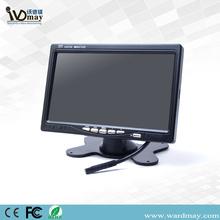 7-Zoll-Bildschirm Rückfahrmonitor für Auto / Bus