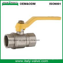 ODM Quality Forged Female Brass Ball Valve (AV10079)