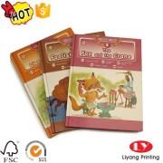 Hardcoverboek voor kinderen, nieuwe boekdrukkunst