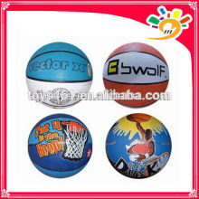 colorful basketball / Have different size