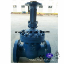 Bare Stem Gate Valve Pn100 Wcb