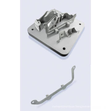 Sheet metal parts for the prototype vehicle