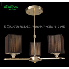 Fabric Shade Modern Chandelier/Pendant Light (P-8116/3)