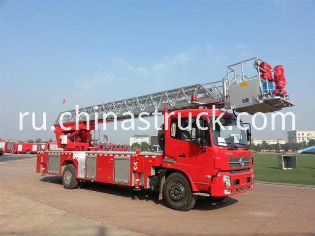 Fire-Fighting Truntable Ladder