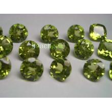 Pedras preciosas - Peridot para conjunto de joias (PE002)