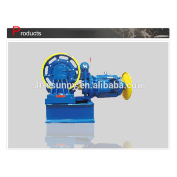 High quality top sell geared traction machines for sale