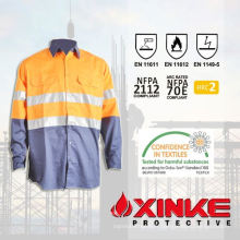 vente en gros Xinke protection fonctionnelle protection de sécurité durable sécurité FR chemise