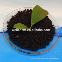 Directamente fabricante producto chino ANYWIN fertilizante orgánico ácido húmico granular