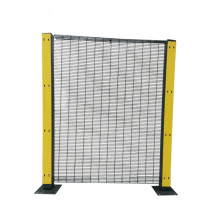 highly galvanized steel wire 358 prison mesh fencing