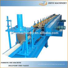 Metal de agua DownSpout Roll formando la máquina ZY-WD099