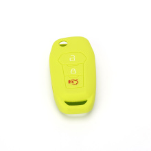 Smart Car Key Silicone Protective Shell För Ford