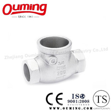 Stainless Steel Casting for Check Valve with Precision Investment (OEM/ODM)