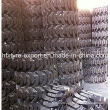 Skid Steer Loader pneu 33 X 12-16 33 X 12-20, pneumático contínuo, Industral pneus com melhores preços