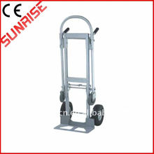 chariot à main multifonction en aluminium