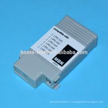 Cartouche d'encre compatible 130ML PFI-102 Pour canon ipf 605 Traceur
