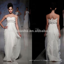 NW-289 Glamous Designer Wedding Dress
