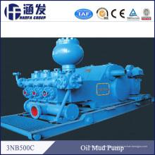 Bomba de lodo de aceite 3nb500c con alto poder