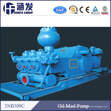 3nb500c Oil Mud Pump with High Power