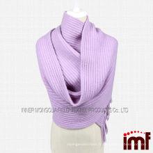 Silencieux en tricot pour femmes hiver